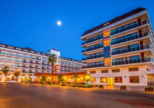 Eftalia resort Аланья