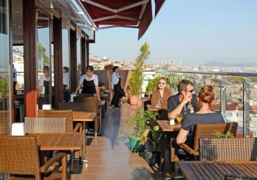 Дешевые отели в Стамбуле