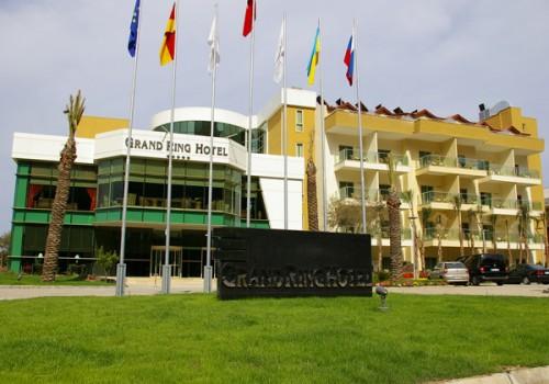 Гранд Ринг отель Кемер