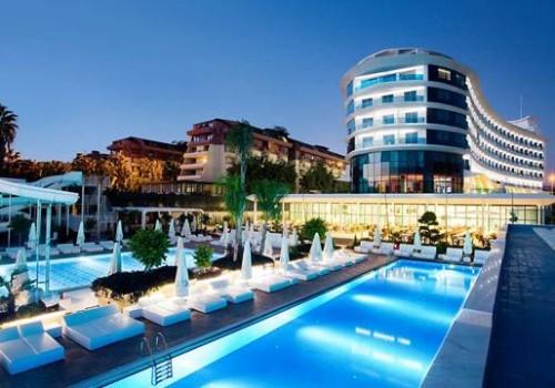 Лучшие отели Фетхие 5 звезд