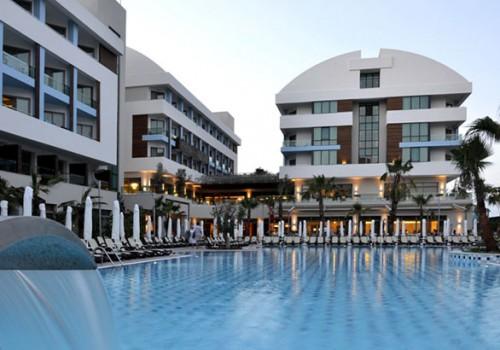 Лучшие отели Сиде 5 звезд