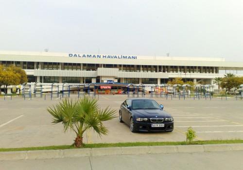 Аэропорт Фетхие