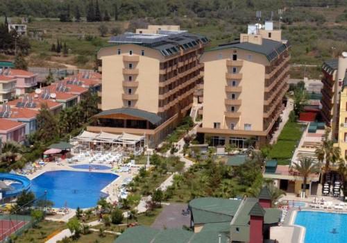 Concordia celes hotel 5 Аланья