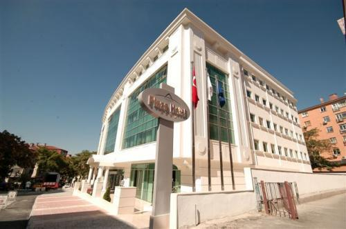 Гостиницы Анкары