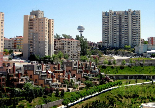 Турция Анкара отели