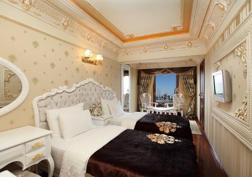 Отель в Стамбуле Султанахмет