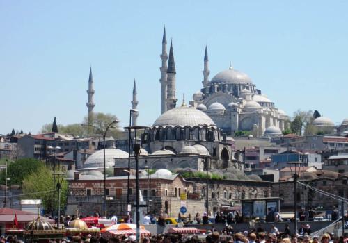 Мечеть Рустам Паша в Стамбуле